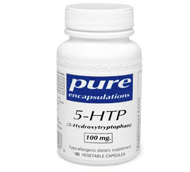 Pure Encapsulations 5-HTP (5-Hydroxytryptophan) 50 mg