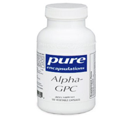 Pure Encapsulations Alpha-GPC